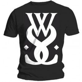Rock Off While She Sleeps WSS Logo Mens Black T Shirt: M