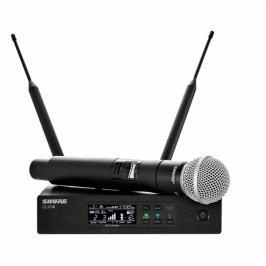 Shure QLXD24/SM58 K51  606 - 670 MHz