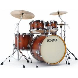 Tama Silverstar Custom VP52KR Antique Brown Burst
