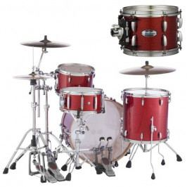 Pearl Masters Maple Complete MCT943XEP/C Inferno Red Sparkle