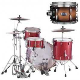 Pearl Masters Maple Complete MCT943XEP/C Satin Natural Burst