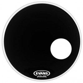 "Evans EQ3 Reso Onyx 24"""