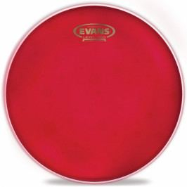 """Evans Hydraulic Red 13"""" Clear"""