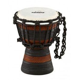 NINO Percussion NINO-ADJ3-XXS Earth Rhythm Series Djembe XX-SMALL- Brown/Black