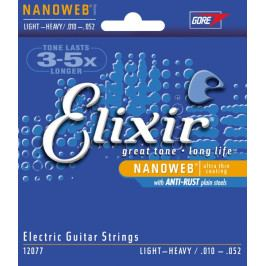 Elixir  NANOWEB Anti-Rust .010 - .052