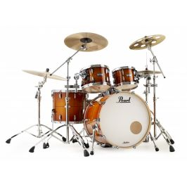 Pearl MCT924XEFP/C840  Masters Maple Complete - Almond Red Stripe