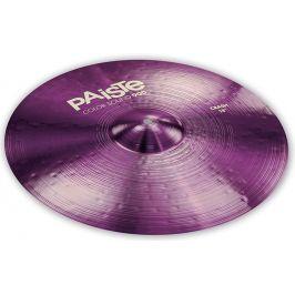 """Paiste 900 Color Sound Purple Crash 18"""""""