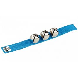 NINO Percussion NINO961B Wrist Bell - Blue