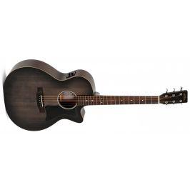 Sigma Guitars GMC-STE Blackburst